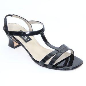 VANELi Black Patent Leather Heels sz 8.5